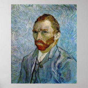0484ee49423 Arte e Decoração de Parede Retrato De Van Gogh