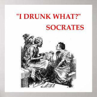 Póster Socrates