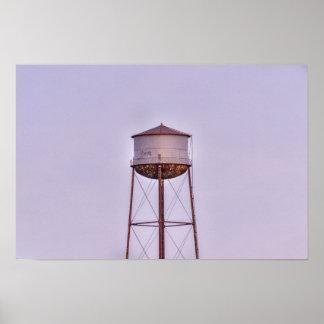 Poster Torre de água de Brooklyn