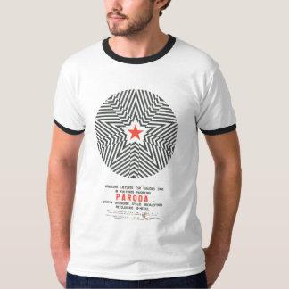 Posters da propaganda de União Soviética da guerra Camiseta