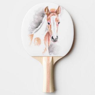 Potro bonito de Appy Raquete De Ping-pong