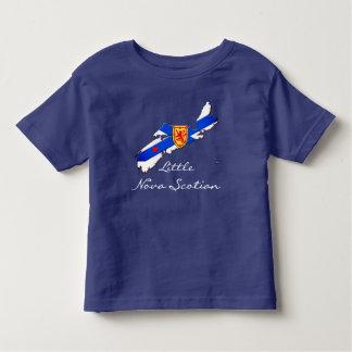 Pouca camisa da criança de Nova Escócia do amor de