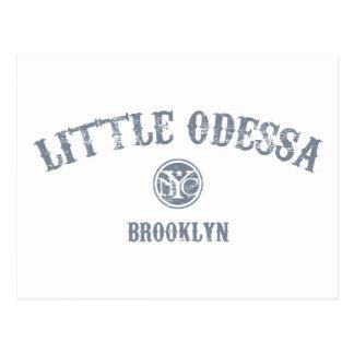 Pouco Odessa Cartão Postal