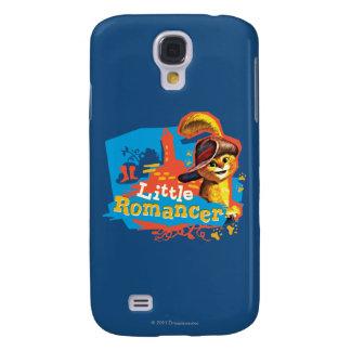 Pouco Romancer Capas Personalizadas Samsung Galaxy S4