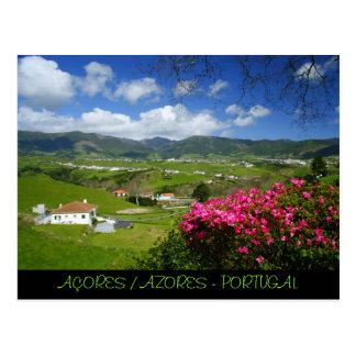Povoação - Açores Cartão Postal