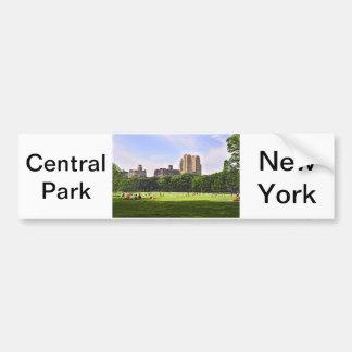Prado dos carneiros de Central Park Adesivo Para Carro