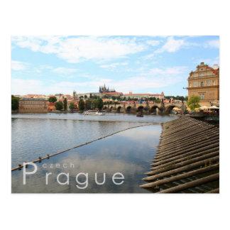 Praga 004, foto checa cartão postal