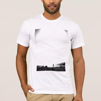 Praia branca tshirt