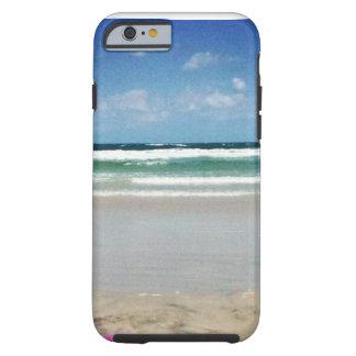 Praia Capa Tough Para iPhone 6