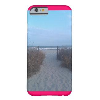 Praia Capa Barely There Para iPhone 6