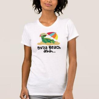 Praia de Avila (tartaruga na praia) T-shirt