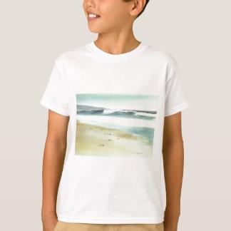 Praia de Carpinteria Camisetas