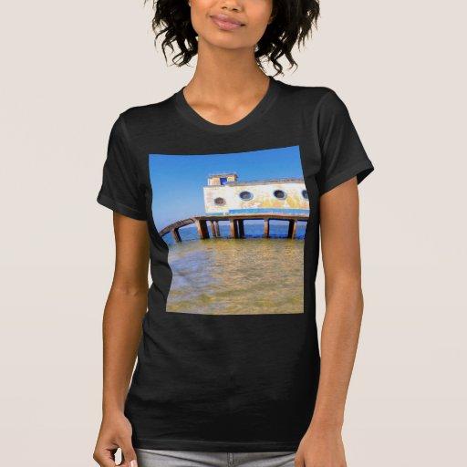 Praia de Fuseta Tshirts