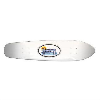 Praia de Pensacola Shape De Skate 20,6cm