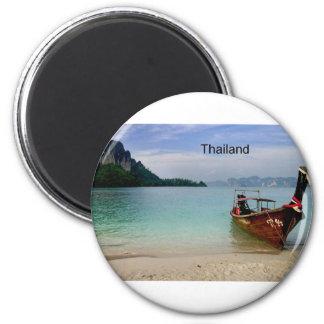 Praia de Tailândia em Krabi St K Imã