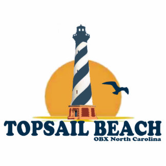 Praia de Topsail Fotoescultura