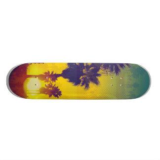 Praia de Veneza Shape De Skate 18,1cm