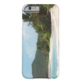 Praia Puerto Rico do Flamenco de Culebra Capa Barely There Para iPhone 6