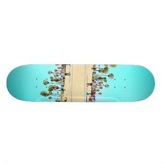 Praia Skatepark de Veneza Shape De Skate 18,4cm
