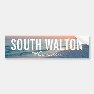 Praia sul Florida de Walton Adesivo Para Carro