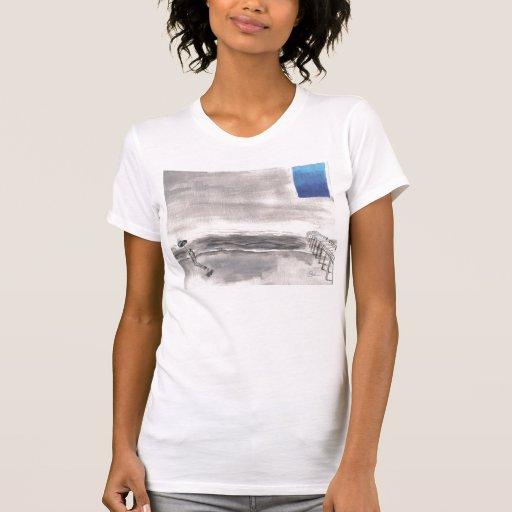 Praia Camiseta