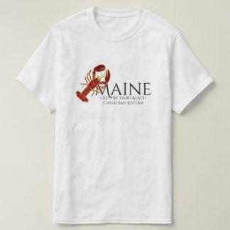 Praia velha Maine do pomar Camiseta