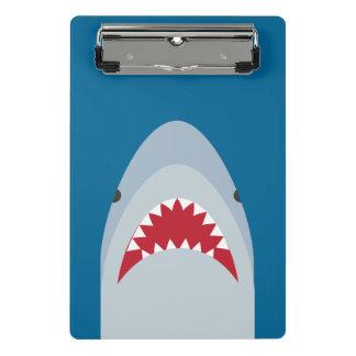 Prancheta do ataque do tubarão mini