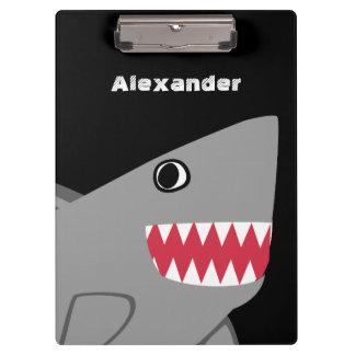 Pranchetas Miúdos bonitos personalizados do tubarão dos