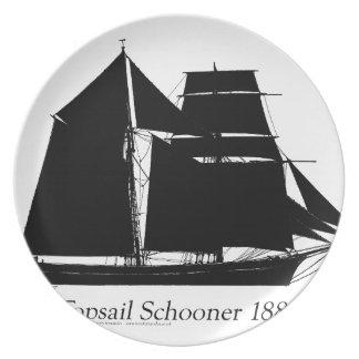 Prato 1883 escuna do topsail - fernandes tony