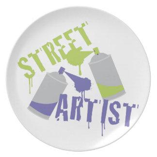 Prato Artista da rua