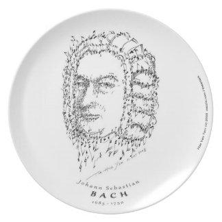 Prato Bach: Enfrente a música
