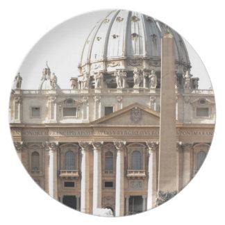 Prato De Festa Basílica di San Pietro