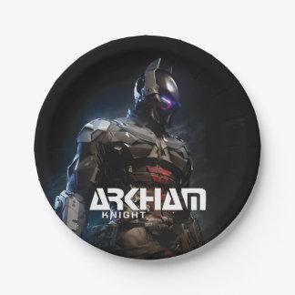Prato De Papel Cavaleiro de Batman | Arkham