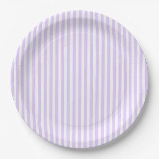 Prato De Papel Orquídea da lavanda do Lilac das glicínias &