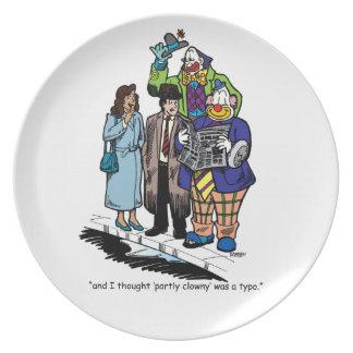 Prato Em parte Clowny