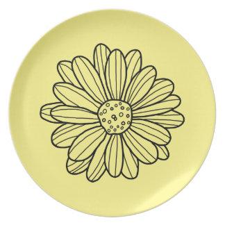 Prato Flor da margarida