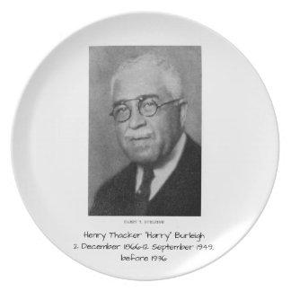 """Prato Henry Thacker """"Harry"""" Burleigh"""