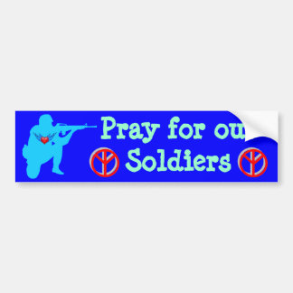 pray para nosso sticker* do pára-choque dos adesivo para carro