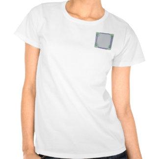 Prazer do art deco camisetas