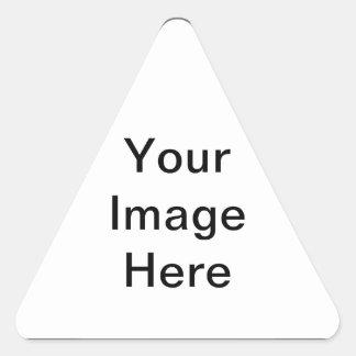 Pré-escolar Adesivo Triângulo