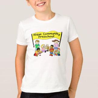 Pré-escolar da comunidade de Ridge Camiseta