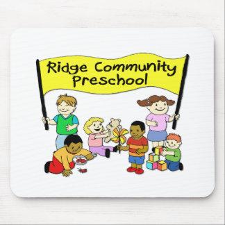 Pré-escolar da comunidade de Ridge Mousepad