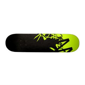 Precipitação Shape De Skate 21,6cm
