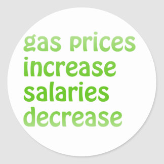 Preços de gás adesivo