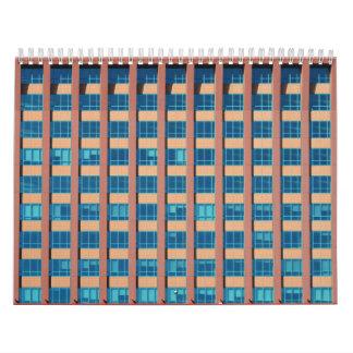 Prédio de escritórios Windows Calendário