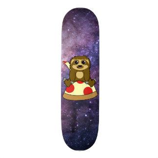 Preguiça da pizza shape de skate 18,1cm