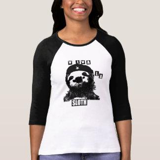 Preguiça do la de Viva Camiseta