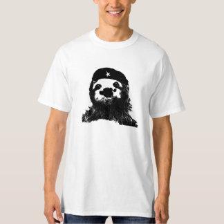 Preguiça Guevara (versão nova) T-shirts