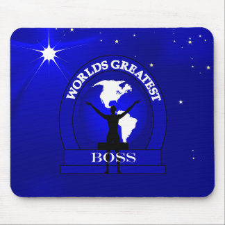 Prêmio Mousepad do chefe dos mundos o grande