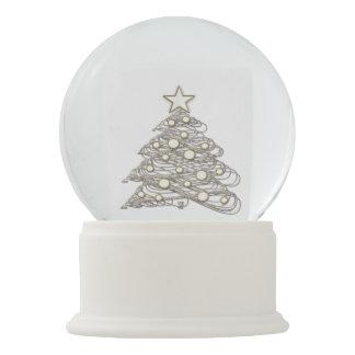 Presente adorável decorativo da árvore de Natal |